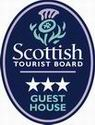 The Scottish Tourist Board awarded Sonas Guest House 3 Stars